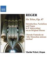 Oeuvre d'orgue Vol.6