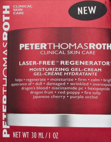 Peter Thomas Roth Laser Free Regenerator Moisturizing Gel cream, 1 Ounce плакат a2 42x59 printio череп весёлый арт
