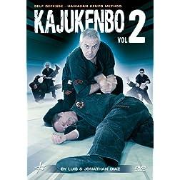Kajukenbo Vol. 2 - Self Defense Hawaiian Kenpo Method by Luis & Jonathan Diaz