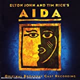 echange, troc Elton John & Tim Rice, Disney Characters - Aida (Bande Originale du Film)