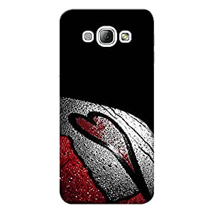 Inkif Printed Designer Case For Samsung Galaxy A8 Multi-Coloured