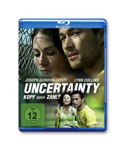 Uncertainty - Kopf oder Zahl? [Blu-ray]