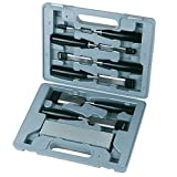 7PC PRO WOOD CHISEL SET IN CARRY CASE BOX PROFESSIONAL CARPENTERS TOOL SET HAND