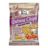 Eat Real Quinoa Sundried Tomato & Roasted Garlic Chip 80g x 2 Pack Deal Saver