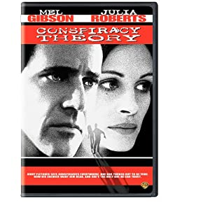 Click to buy Mel Gibson Movies: Conspiracy Theory from Amazon!
