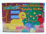 img - for A Ticklish Christmas on Sesame Street (Big Birds Ticklish Christmas, 4 books in this entire series) book / textbook / text book