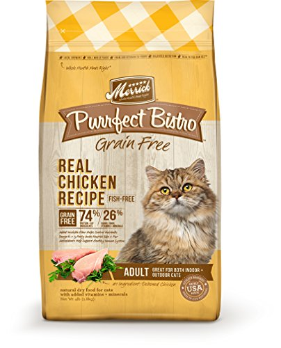 Merrick Purrfect Bistro Grain Free Real Chicken Recipe