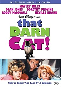 That Darn Cat! by Walt Disney Home Entertainment