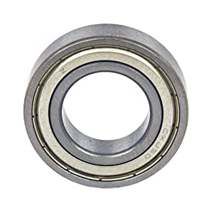 6003ZZ Bearing 17x35x10 Shielded: Deep Groove Ball Bearings: Amazon.com: Industrial & Scientific