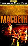 img - for Macbeth (Barron's Literature Made Easy) book / textbook / text book