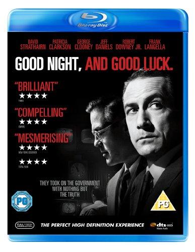 Good Night, and Good Luck. / Доброй ночи и удачи (2005)