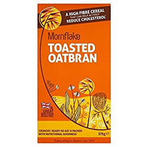 Mornflake Toasted Crunchy Oatbran 375g