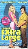 echange, troc L'Amour extra large [VHS]