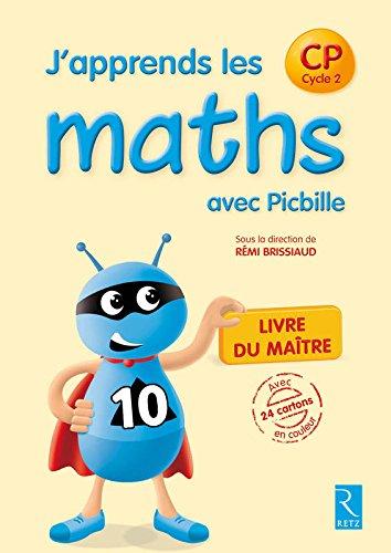 Coloriage Picbille Cp.J Apprends Les Maths Avec Picbille Cp Pdf De Pierre Clerc Francois