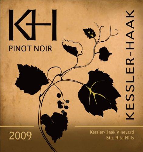 2009 Kessler-Haak Pinot Noir 750 Ml