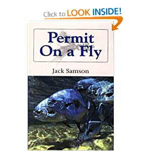Permit on a Fly Jack Samson