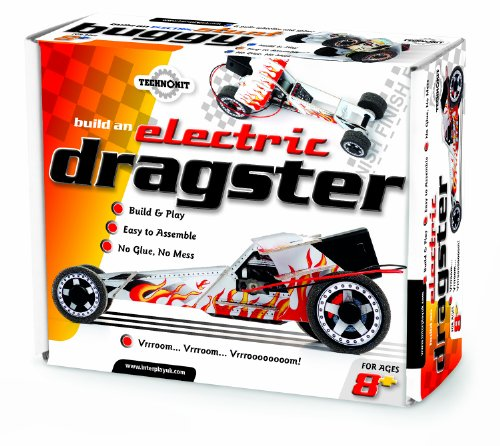 Electric Dragster Technokit