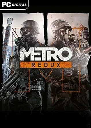 Metro: Redux [PC Steam Code]