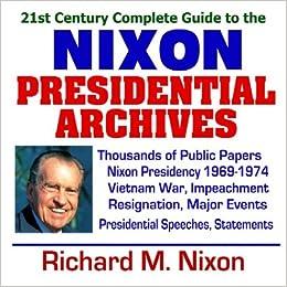 Impeachment Of Nixon 21st Century Complete ...