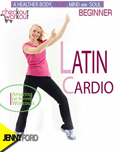 Latin Dance Aerobics Cardio Jenny Ford