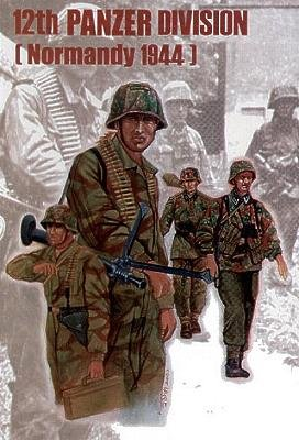 Buy Low Price Trumpeter Models 12th Panzer Division Normandy 1944 Military Figure Set by Trumpeter (B000GKU6RG)