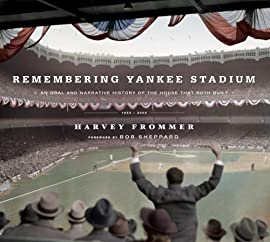 "Cover of ""Remembering Yankee Stadium: An ..."