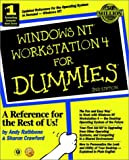 Windows NT Workstation 4 For Dummies (0764504967) by Rathbone, Andy