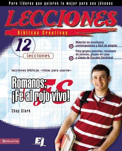 Lecciones Bíblicas Creativas para Jóvenes sobre Romanos