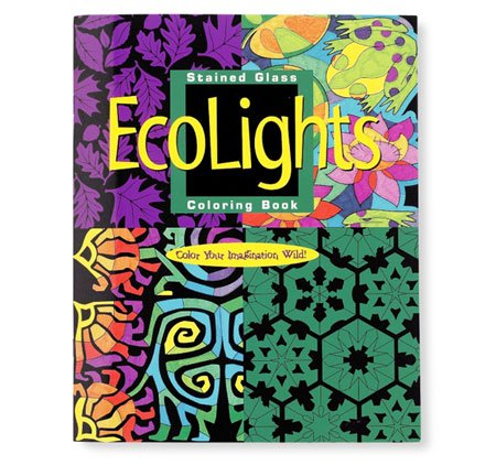 Ecolights - Color Book - Buy Ecolights - Color Book - Purchase Ecolights - Color Book (MindWare, Toys & Games,Categories,Arts & Crafts)