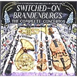 Switched on Brandenburgs ~ Wendy Carlos