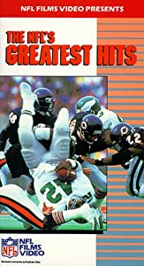 NFL's Greatest Hits [VHS]