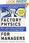 Factory Physics for Managers: How Lea...