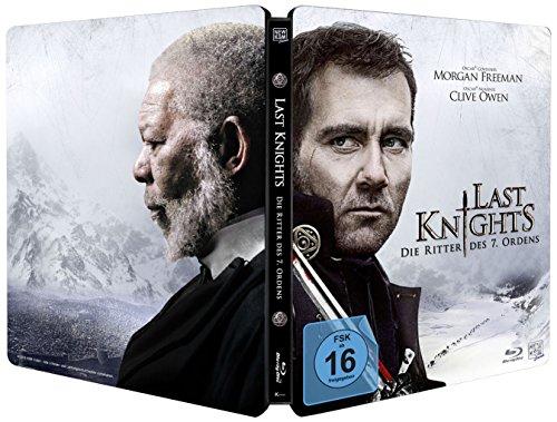 Last Knights - Die Ritter des 7. Ordens (Steelbook) [Blu-ray]