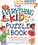 The Everything Kids' Puzzle Book: Maz...