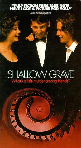 Shallow Grave / Movie [VHS] [Import]