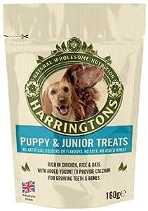 Harringtons Puppy Dry Mix Treats 160 g (Pack of 9)