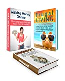 Frugal Living Box Set: Over 80 Money Saving Secrets Which Make an Incredible Difference to Your Minimalist Lifestyle plus 23 Amazing Tips for Making Money     make money online, minimalist living)