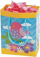 12 Piece Paper Bird Birthday 1st Tweet Mini Wedding Favor Gift Bags