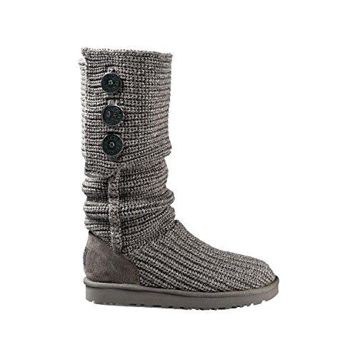 ugg-australia-womens-classic-cardy-boot-8-bm-us-grey