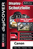DigiCOVER Premium Screen Protector for Canon PowerShot SX 270/280HS