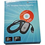 Zettaguard Wireless PC USB Gaming Receiver for Xbox 360 Compact Disc