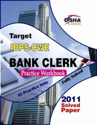 Target IBPS-CWE Bank Clerk Practice workbook :15 Practice Sets