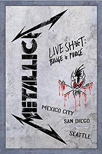 Live Shit : Binge & Purge - Edition limitée (inclus 3 CD et 2 DVD)