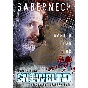 Snowblind affiche