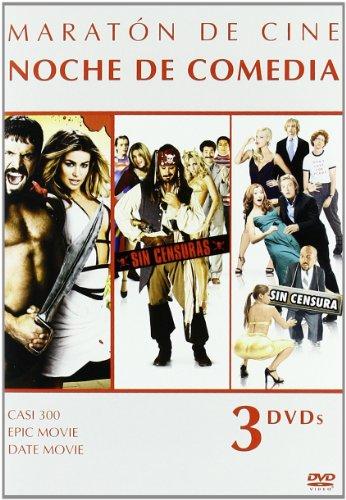Casi 300 + Epic Movie + Date Movie [DVD]