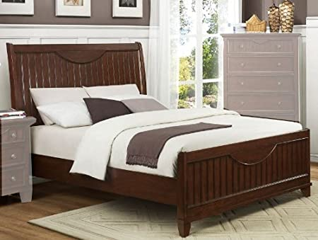 Homelegance B2136C-1 Alyssa Bedroom Set - Cherry