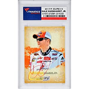 Dale Earnhardt Jr. Autographed 2011 P.P. Eclipse #8 Card - Memories - Mounted... by Sports Memorabilia