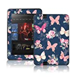 TaylorHe Colourful Decal Vinyl Skin for Amazon Kindle Fire HD 8.9 Ultra-slim protection with pretty patterns MADE IN BRITAIN Colourful Butterfly