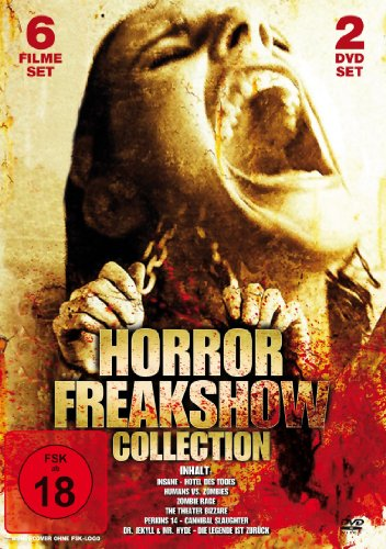 Horror FreakShow Collection [DVD]