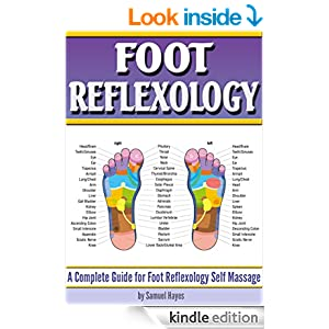 Reflexology ebook on kindle fire
